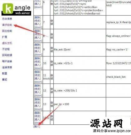 kangle防CC攻击:Kangle防CC插件的安装教程插图3